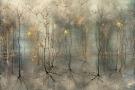 Neuroscientist Paints Sumi-e Style Brain Art (Gallery)