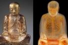Ancient Buddha Statue is Trollin – Scientists Find Mummy Inside