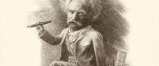 Don't Play a Lone Hand Too Much, Mark Twain on Masturbation