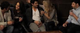 The Flip Side of the Bar Scene (Video)