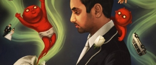 Aziz Ansari – Marriage is a Proposal From an Insane Person (Video)