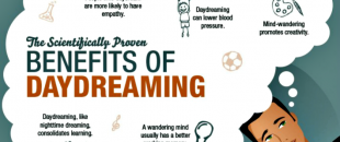 Daydreaming Enhances Memory and Boosts Creativity (Video)