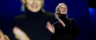 The Ego Can't Support the Weight of Creative Genius – Elizabeth Gilbert Ted Talk