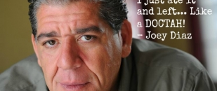 Joey Diaz: UnderCover Muff Burglar – The Lucy SnoreBush Story (Animated Video)
