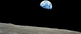 Earthrise – Astronauts Look Back At Earth For The First Time (Video)