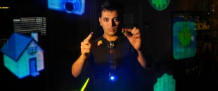 Sixth Sense Technology Merges Our Digital and Physical Worlds – Pranav Mistry Ted Talk (Video)