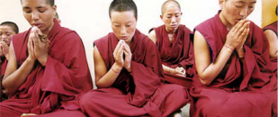 Tibetan Monk Documentary – A Story of Oneness With Existence (Video)