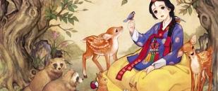 Eastern Flavored Western Fairy Tales (Gallery)