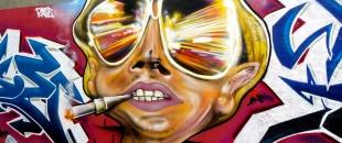 20 Best Street Art, Graffiti Photo Collection 2011 (Gallery)
