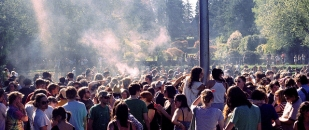 Third Eyes Open – Regular Cannabis Use Increasing Among College Students (Study)