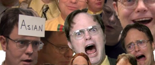 Dwight K. Schrute Compilation (Photos, Gifs, Video)