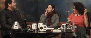 Getting Doug with High, Doug Benson's Stoner Podcast (Video)