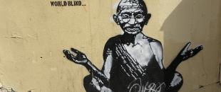 An Eye for an Eye Makes the Whole World Go Blind – Gandhi