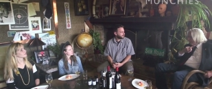 A Gourmet Cannabis Dinner Celebration at Hunter S. Thompson's Ranch (Video)