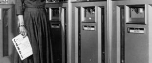The Queen of Software – Grace Hopper Letterman Interview (Video)