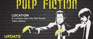 A History Of Banksy Graffiti Street Art (Infographic)