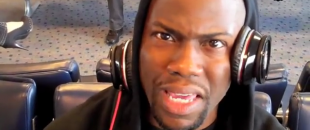 Kevin Hart – I Could Never Be a Rapper (Video)