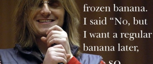 Mitch Hedberg – Stoner Jokes and Quotes (Photo Gallery)