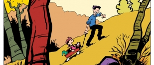 Bill Watterson – Create A Life That Reflects Your Values (Comic Strip)