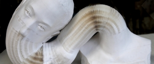 Paper Sculptures – Flexible and Trippy Designs (Art Gallery, Video)