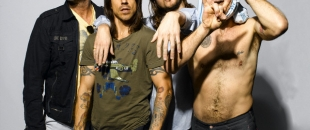 Red Hot Chili Peppers – Parallel Universe (KJ Song Rec)