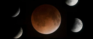 Red Moon Tetrad – The First of Four Eclipses (Video)