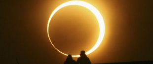 Annular Solar Eclipse May 20, 2012 (Video)