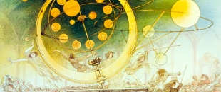 Leonardo da Vinci, The Psychedelic Visual Biography by Ralph Steadman (Gallery)