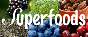 Superfoods Experiment – Nutrient Dense Food Chart